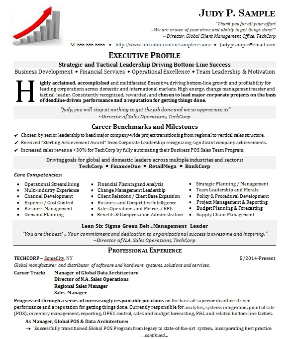 sample4 Sales Operations Director