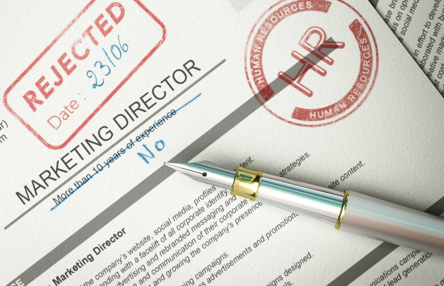 rejected-resume-min <strong>8 Resume Mistakes That Will Get You Screened Out</strong>